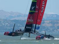 202: America's Cup, Emirates Team New Zealand, 28 May 2013