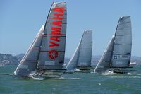 225: 18ft Skiff International Regatta, 4 Sep 2015