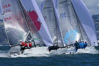 228: Audi Melges 20 World Championship, 1-3 Oct 2015