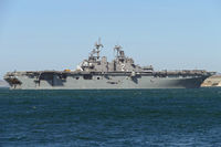 244: USS Essex (LHD-2), 1 Oct 2017